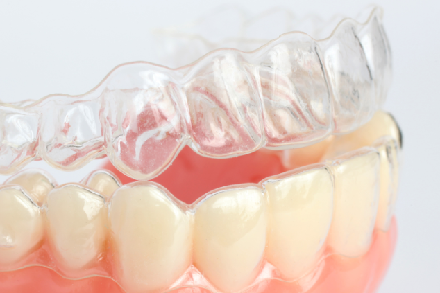 Invisalign Trays On Teeth | Kalaheo Dental Group | Kalaheo, HI