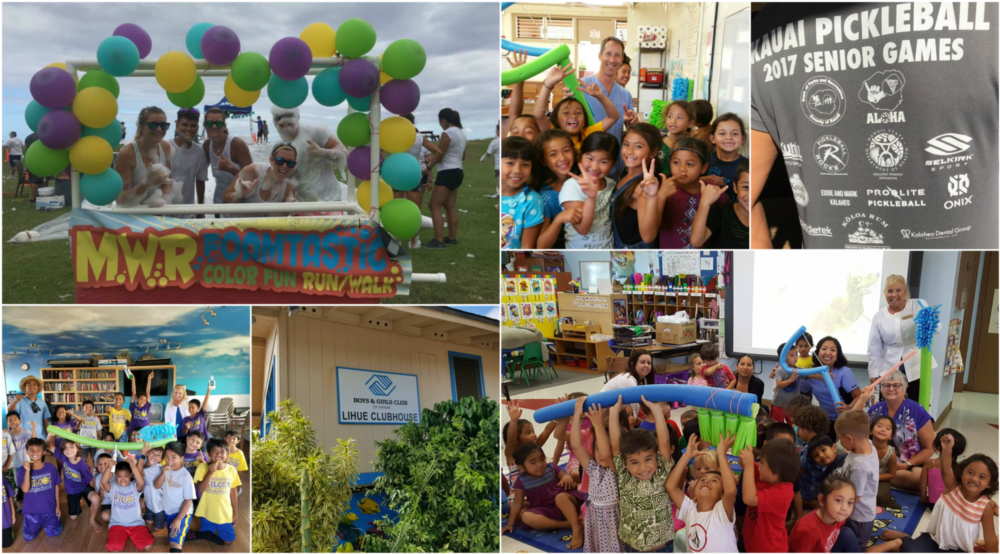 Community Service | Kalaheo Dental Group | Kalaheo, HI